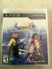 Final Fantasy X/X-2 HD Remaster (Sony PlayStation 3, 2014) PS3 NEW