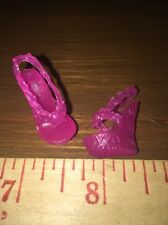 Monster High Venus Mcflytrap Swim Class Beach Doll Replacement Pink Clear Shoes