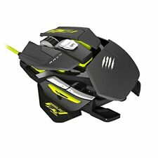 Mad Catz R.A.T. PRO S Optical Gaming Mouse - Black