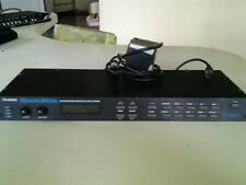 ALESIS QUADRAVERB EFFECTS PROCESSOR W MANUAL -SHIP WORLDWIDE