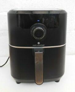 Cook's Essentials 4L Large Capacity Air Fryer with Digital Display Black