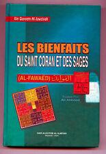 Les bienfaits du Saint Coran et des Sages (Al-Fawaëd) de Ibn Qayim Al Jawziya