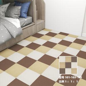 Selbstklebende Teppichbodenfliese 30 x 30cm Carpet Flooring Self Adhesive Sheet