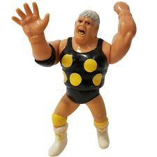 WWF Dusty Rhodes Wrestling Action Figure Vintage Hasbro 1991 Rare Titan Sports