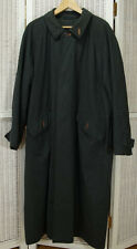 BOGNER Vintage Men's Coat Size 52 / US42 Topcoat Charcoal Wool-Alpaca Outerwear