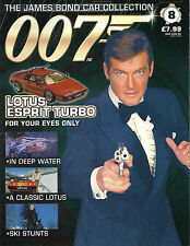 James Bond Car Collection magazine #8 For Your Eyes Only (magazine only)