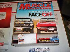 HEMMINGS MUSCLE MACHINES JUNE 2008