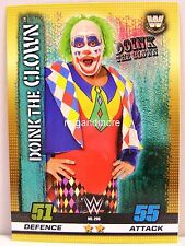 Slam Attax - #296 Doink the Clown - 10th Edition