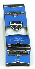 Nike Precision Distance Control Golf Balls (3) - Brand New In Sleeve