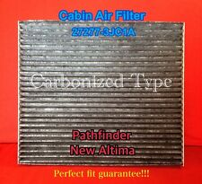 C48162 CHARCOAL CARBONIZED Cabin Air Filter For New Altima Pathfinder 2013-16