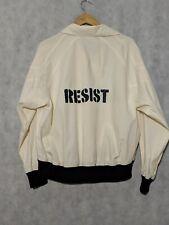 Coach 1941 2017 Joyce RESIST Block Print Jacket Prototype Sample