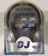 Sony  Headphones, MDR-V300, Silver, Studio, DJ, Wired, 3.5mm Jack BRAND NEW