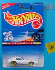 C95 HOT WHEELS STREET BEAST CORVETTE STINGRAY #560 BIRD OF PREY NEW ON CARD