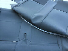 2K5883805R HYE 2K5883405AM DFH VW Caddy FL Sitz u Lehnenbezug hinten links 019