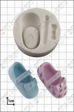 Silicona Molde Zapato De Bebé | uso alimentario FPC Sugarcraft Envío Reino Unido!