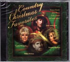 Country Christmas Favorites Nelson Wynette Reeves Robbins Ives Greene etc