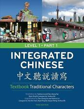 Integrated Chinese: Simplified Characters Textbook, Level1/ Part1  Paperback 3rd