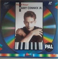 Harry Connick Jr. Singin & Swingin Laser Disc RAR NEU Achtung: gecuttet !!