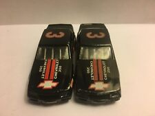 1988 Hot Wheels Chevy Chevrolet 350 #3 Stock Race Car Lot of 2