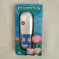 Pass the Pigs game complete with instructions and score pad pig dice boxed