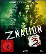 Z Nation   3 Staffel   uncut Edition   Zombie   Horror   [FSK18] Blu-ray