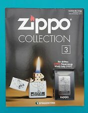 Zippo Collection Nr.3 Sturmfeuerzeug Windy Lady(1937)Vintage Look  never fired!!