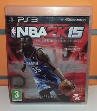 NBA 2k15 PS3 USATO ITA