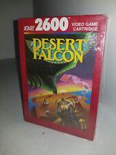 NEW SEALED W/Creased box DESERT FALCON Game  FOR  ATARI 2600 NTSC P14