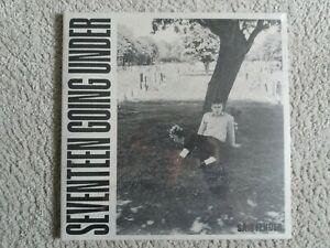 """Vinyl 12"""" LP - Sam Fender - Seventeen Going Under - White Marble - SEALED"""