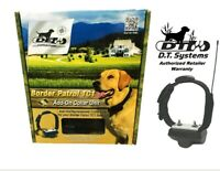 EXTRA Wireless Dog Fence Collar for Border Patrol 3 in 1 DE Systems