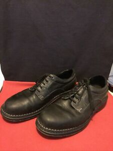 Timberland Madison Summit 29512 Black Leather Oxfords Shoes Men's Size 13 M