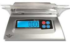 Digitale Küchenwaage silber Digitalwaage 7kg / 1g MyWeigh KD7000 Briefwaage 7kg