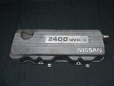 Nissan 240SX 89 90 KA24E 2.4L SOHC Engine Valve Cover 2400 12 Valve OEM