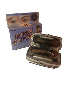 Benefit Foolproof Brow Powder 3