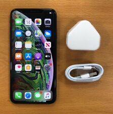 Apple iPhone XS Max - 64GB - Space Grey (Unlocked) A2101 (GSM) (T5)