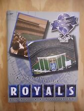 1997 Kansas City Royals Yearbook