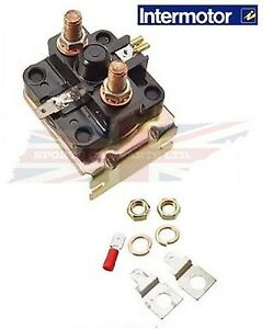 New 4 Terminal Starter Solenoid for MG Midget Triumph Spitfire 1975-1980 68010