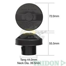 TRIDON FUEL CAP NON LOCKING FOR Holden Rodeo Diesel RA07 01/07-07/08 3.0L