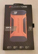 Element Case CFX Mil-Spec Drop Tested Case for Apple iPhone 7 / iPhone 8  Orange
