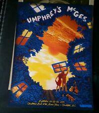 Umphrey's Mcgee chucktown ball James Flames Mint condition signed #ed
