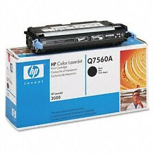 GENUINE HP LASERJET Q7560A NO 314A TONER CARTRIDGE BLACK BRAND NEW