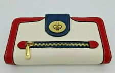 Womens Wallet Red, White & Blue