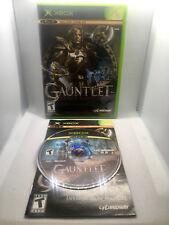 Gauntlet: Seven Sorrows - Complete CIB - Original Xbox