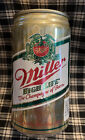 Vintage 1985 Miller High Life Beer Can Coin Bank, Milwaukee Wisconsin