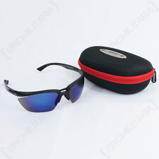 Swiss Eye C-Tech Carbon Glasses - Sun Glass Ballistic Shatterproof Anti-Scratch