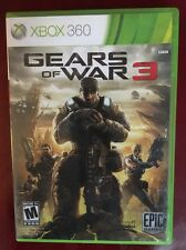 Gears Of War 3 for Microsoft XBOX 360 TESTED