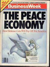 Business Week December 11 1989 Jeff Lane Bob Bennett 090618AME2