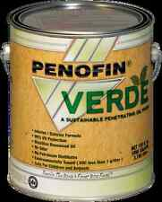 Penofin Verde, Environmentally Friendly Penetrating Oil Wood Stain, 1 Gallon