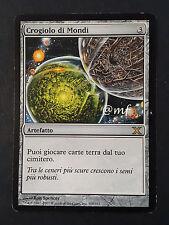 CRUCIBLE OF WORLDS  - CROGIOLO DI MONDI good ITA  -  MTG MAGIC [MF]