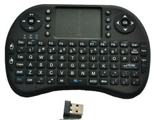 2.4G Mini Wireless Touchpad Keyboard for PC computer Banana Pi Raspberry pi